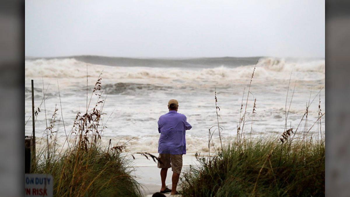 Watch Live: Hurricane Michael coverage from Panama City