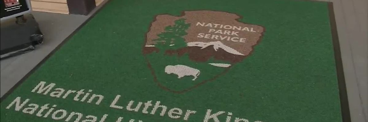 MLK national park will reopen during government shutdown