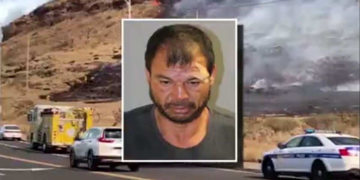 Suspected west side arsonist remains behind bars, pleads not guilty