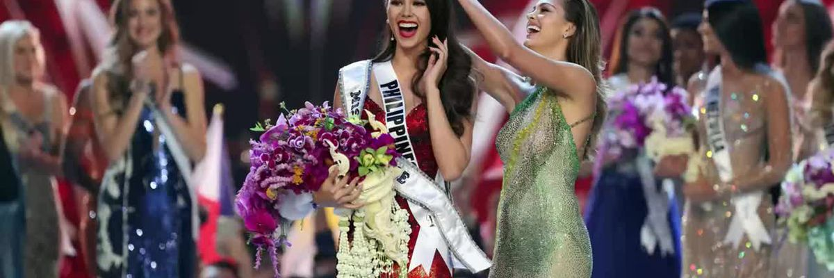 Catriona Gray, Miss Philippines wins Miss Universe pageant