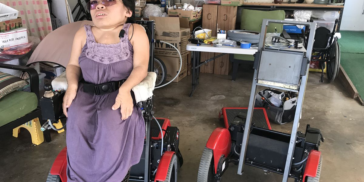 Hawaiian Airlines apologizes after custom-built wheelchair is damaged