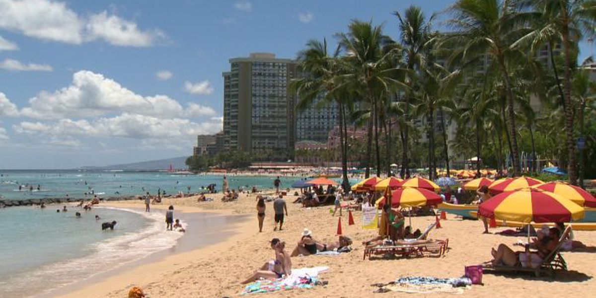 California woman dies after being pulled from Waikiki waters
