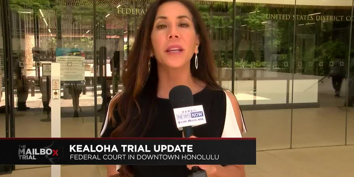The latest from federal court on Day 5 of the Kealoha corruption trial