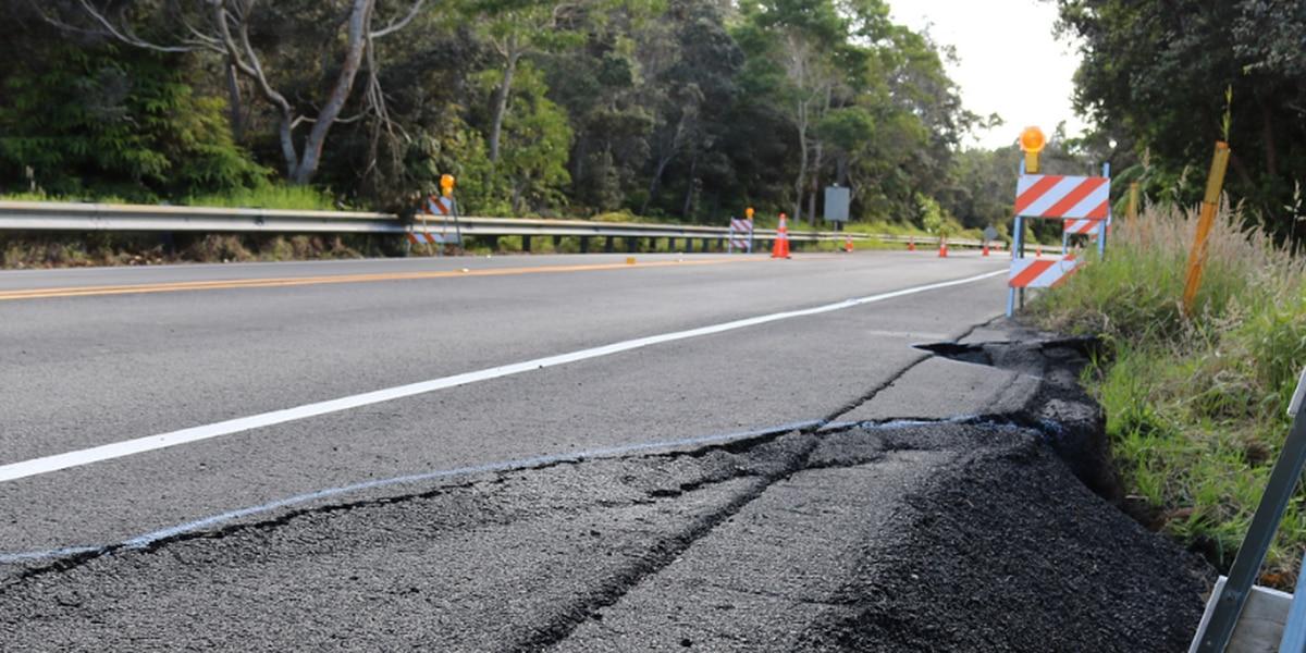 Identity of man killed in rollover crash at Hawaii Volcanoes