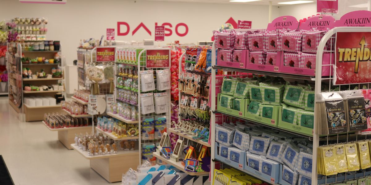 Attention, shoppers: Daiso has opened a second Oahu location