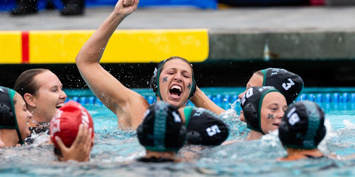 Rainbow Wahine water polo crowned Big West Champions