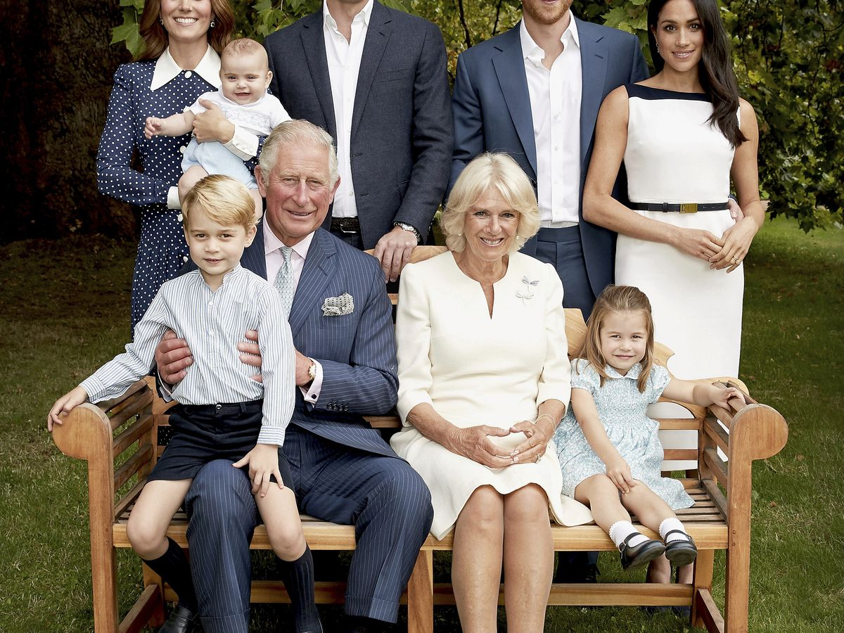 Prince Charles turns 70 with party, new family photos