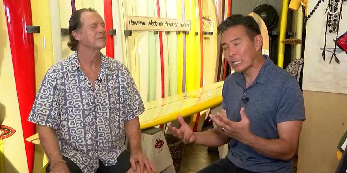 Pacific Pulse: Inter-Island Surf Shop