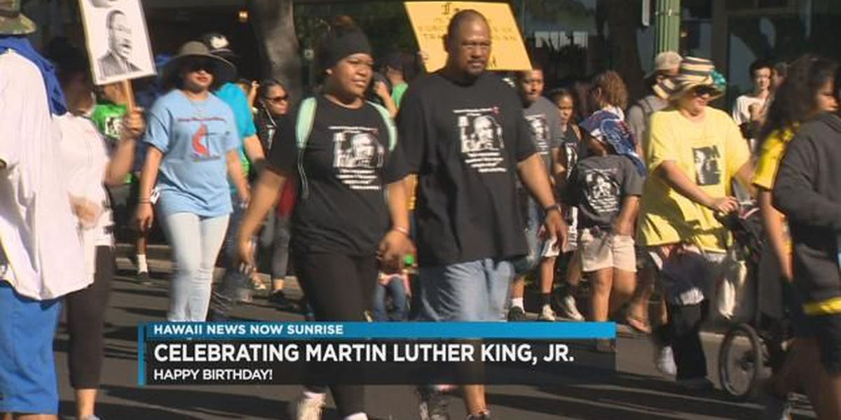 Organizers Plan for Annual MLK Day Parade