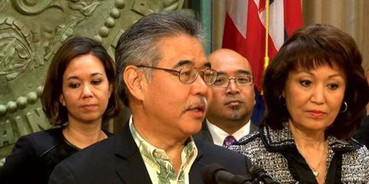 Ige gets lawmakers to postpone Maui hospital privatization vote