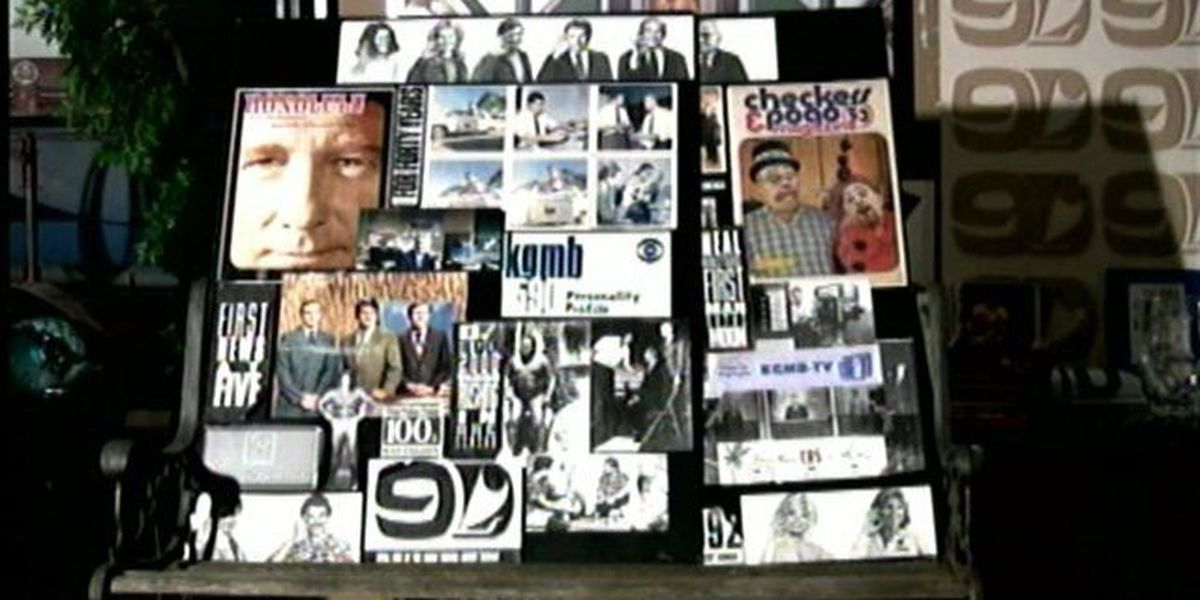 Pieces of TV history auctioned off at KGMB building