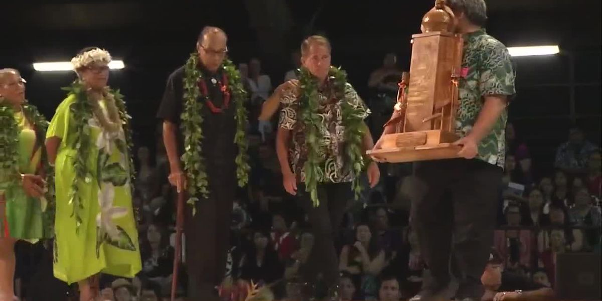 2019 Merrie Monarch Awards Ceremony