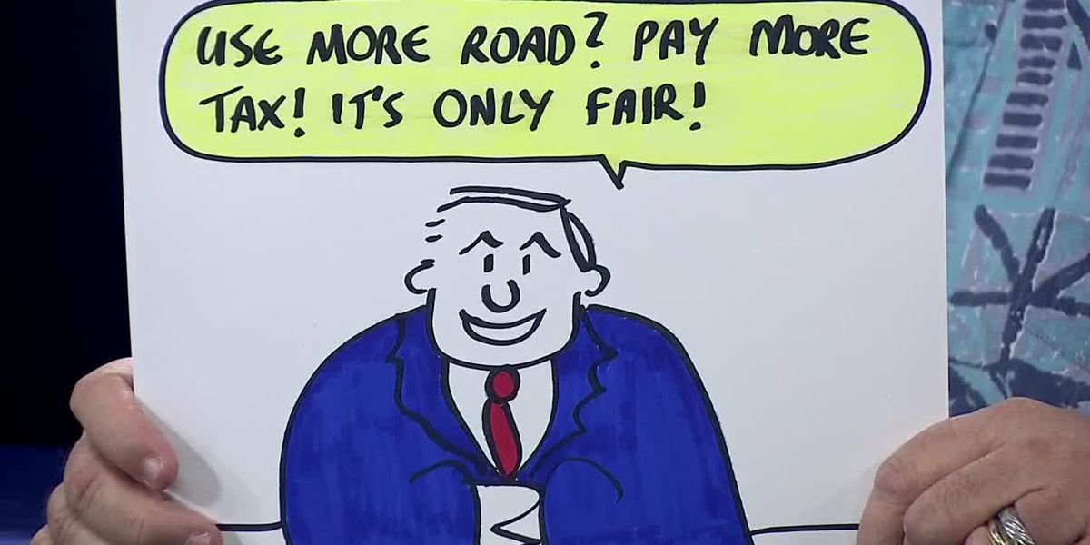 Business Report: Why the road tax proposal is NOT fair