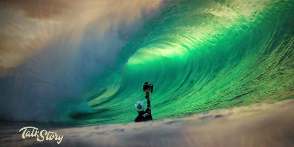 Epic surf photographer Zak Noyle shares some tips for taking better photos on Talk Story