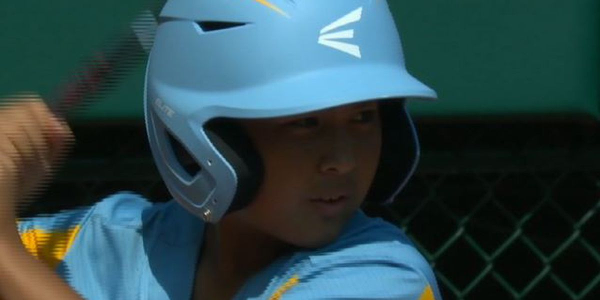 Hawaii LLWS game suspended till Monday due to rain