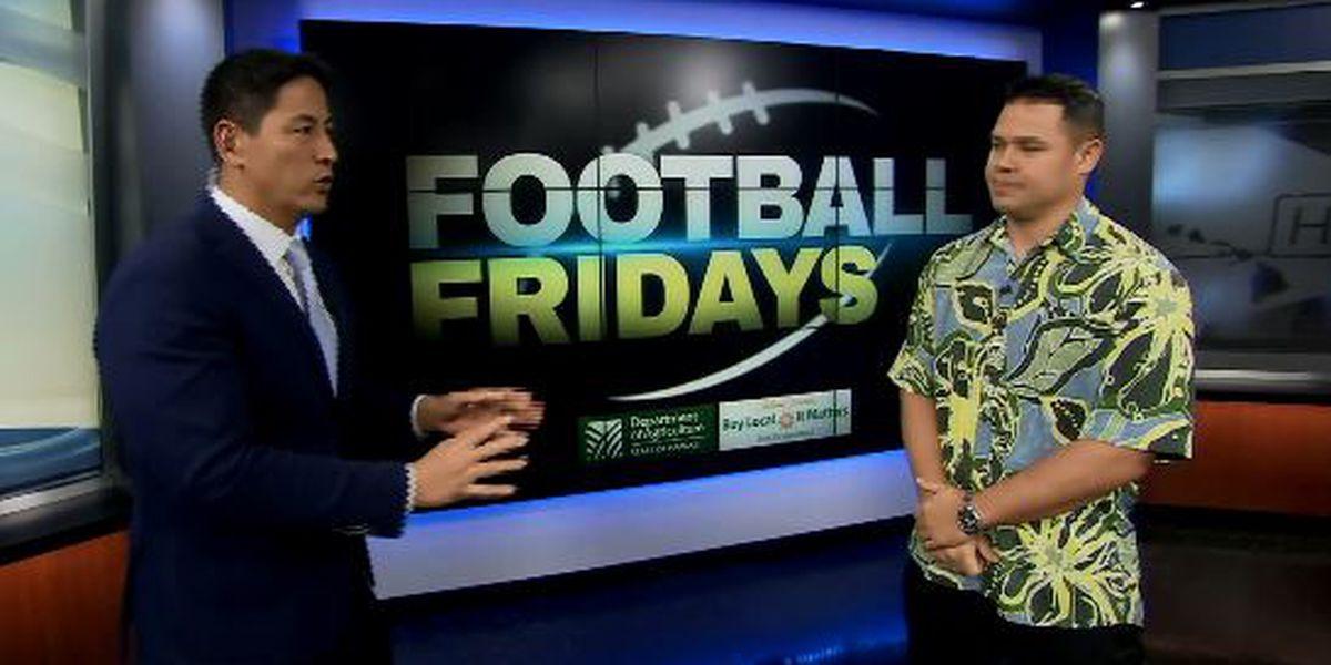 Football Fridays: Week 16 (11/16/2018)
