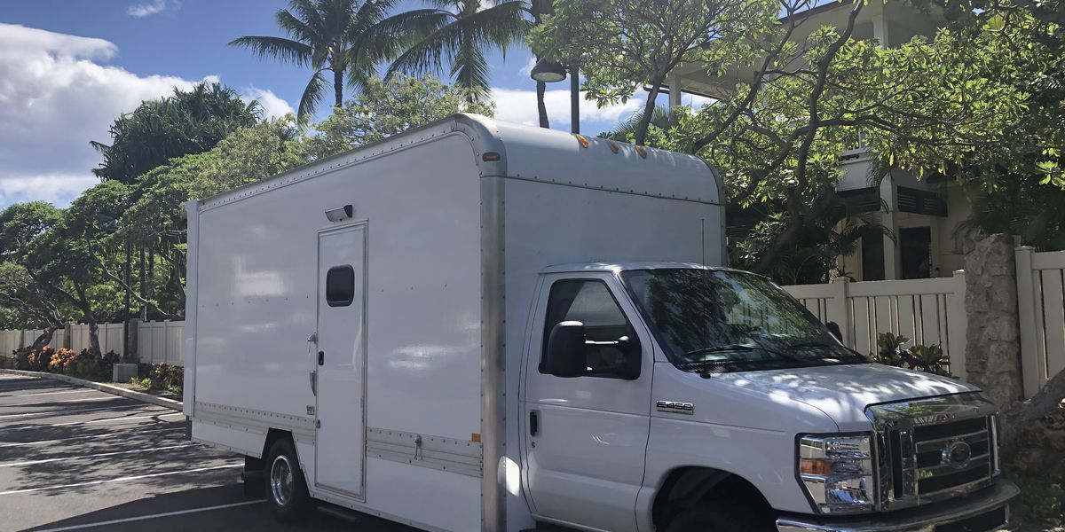 New clinic on wheels is designed to bolster Oahu's COVID-19 response