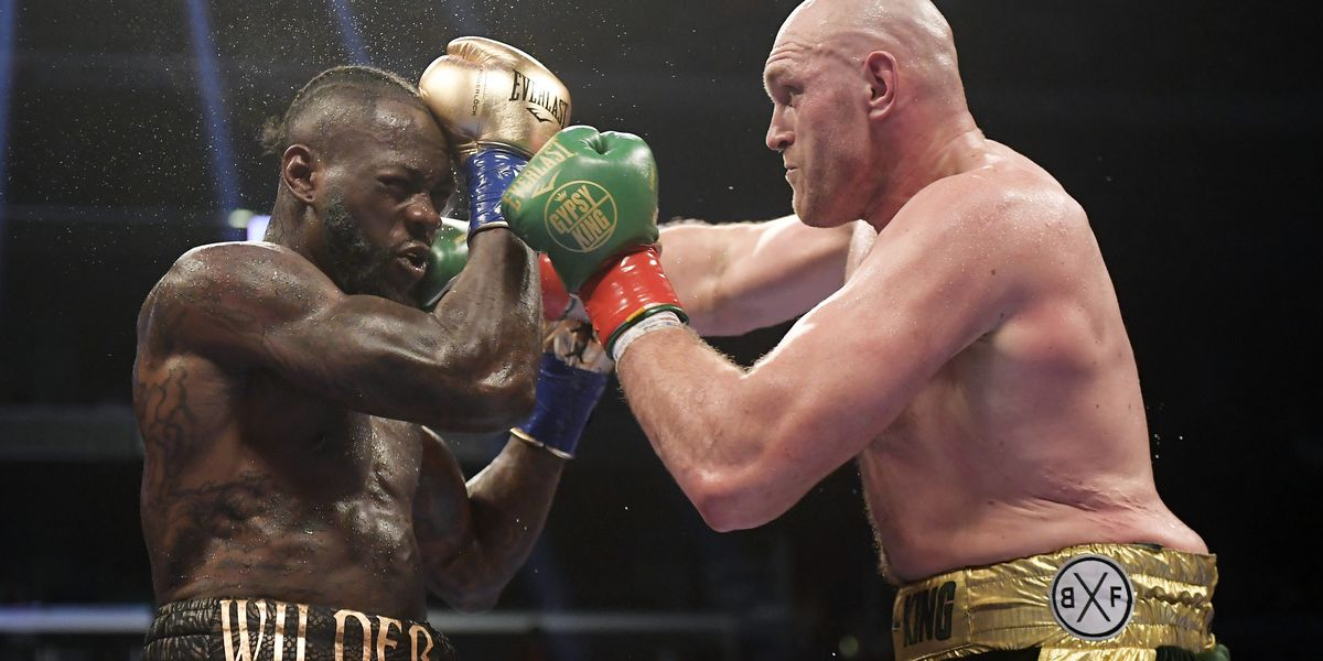 Wilder sees missed opportunity in first viewing of Fury draw
