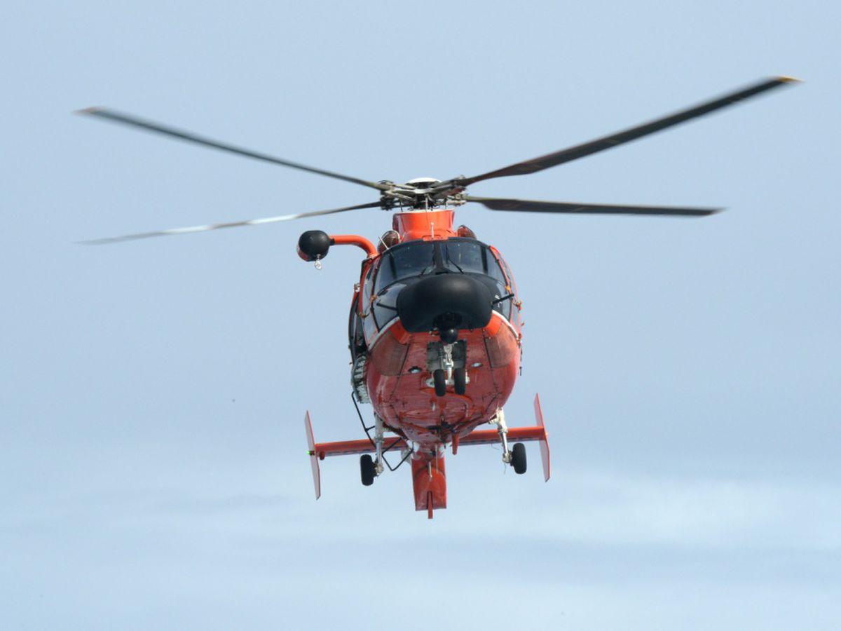 Coast Guard rescues 2 after single-engine aircraft crashes off Lanai