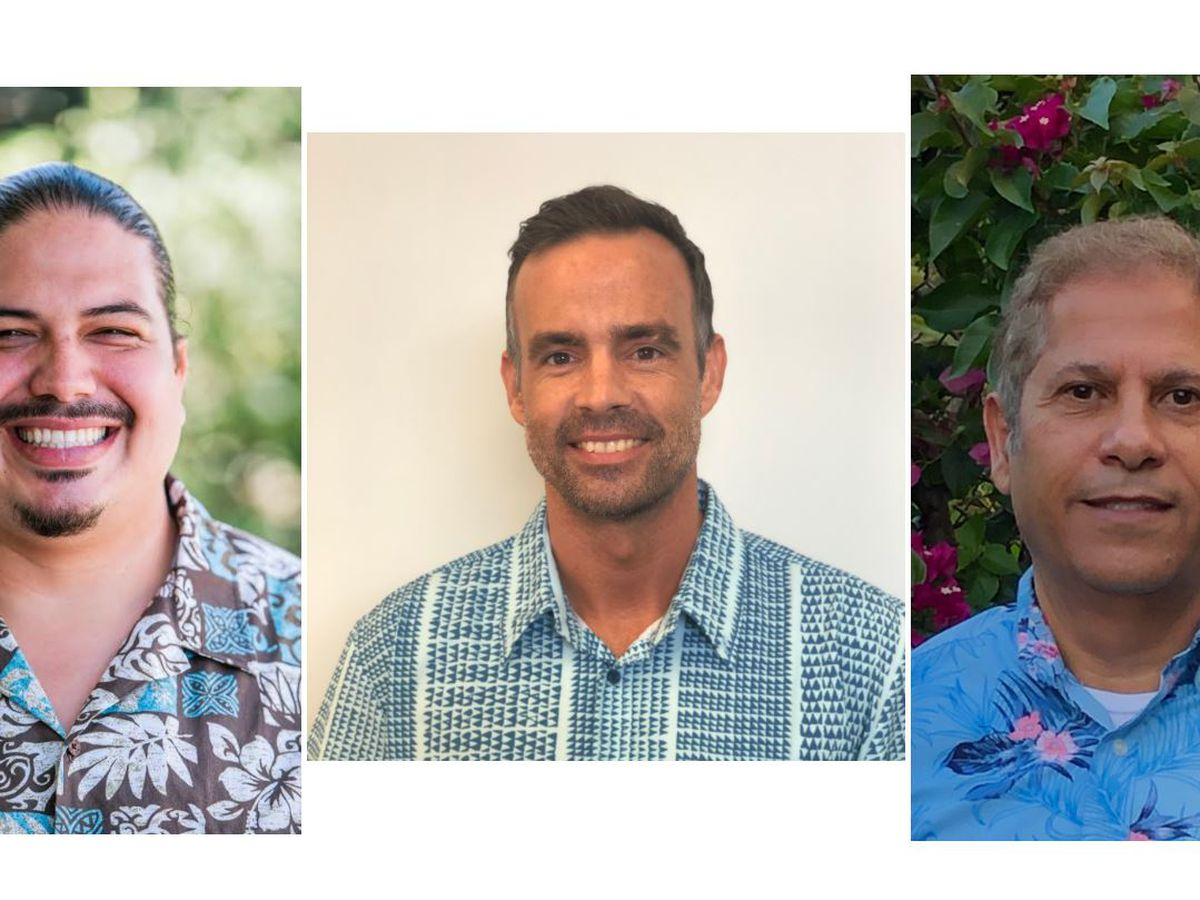 Hawaii Island mayor-elect announces 3 more cabinet appointees