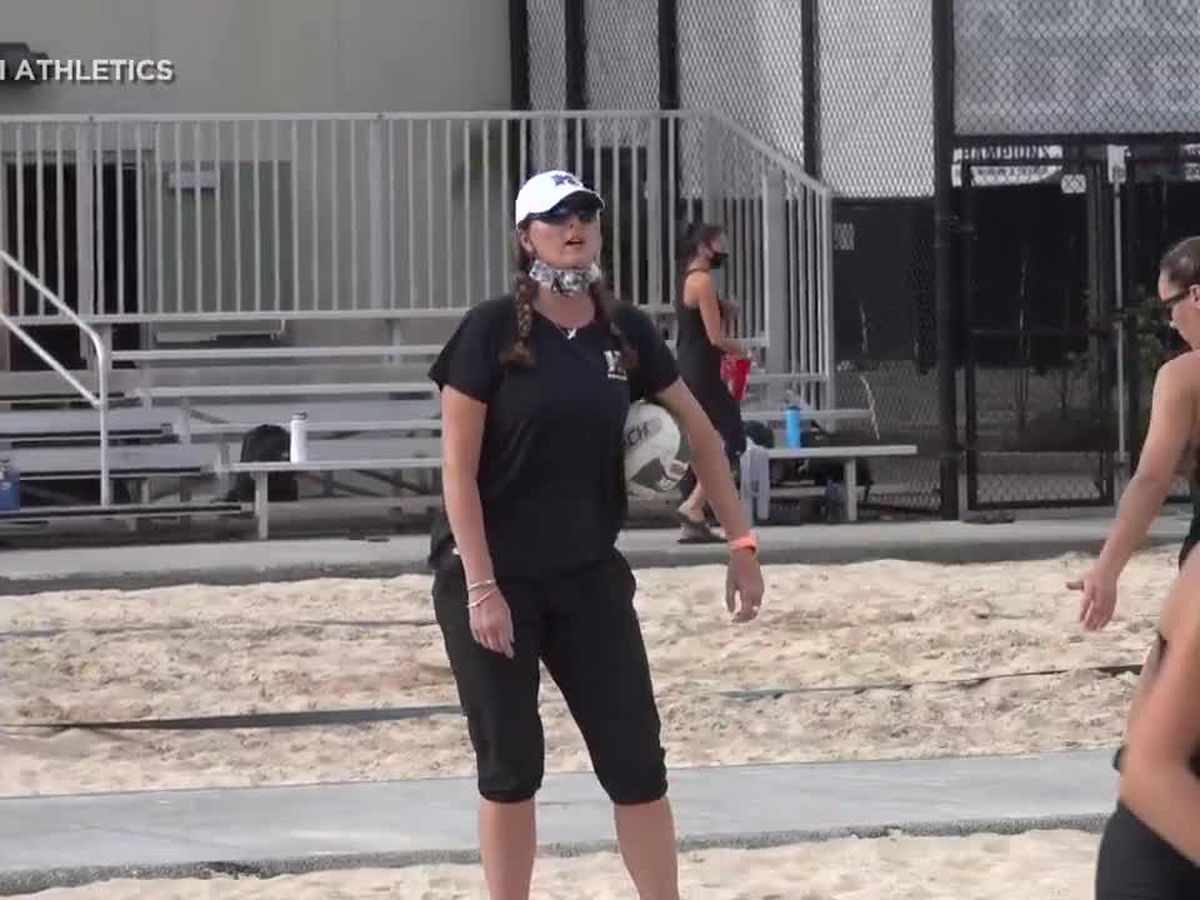 UH head beach volleyball coach Angelica Ljungqvist excited for first season with BeachBows