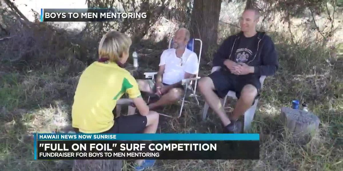 Surf competition to raise money for Boys To Men Mentoring