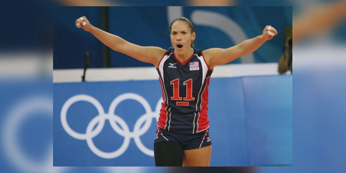 Olympic Spotlight: Robyn Ah-Mow Santos