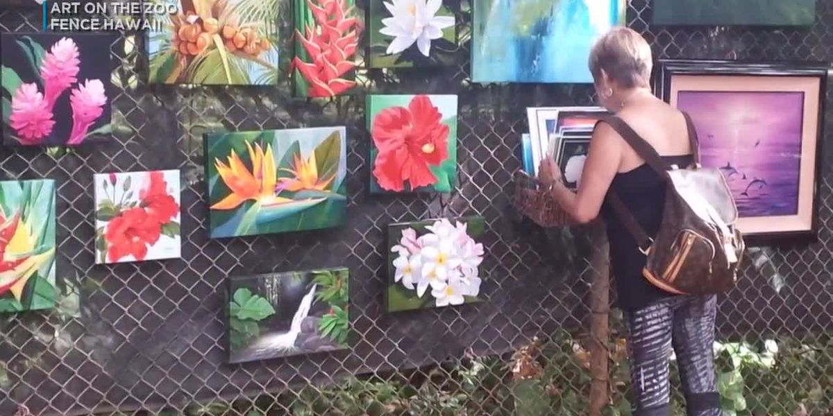 'Art on Zoo Fence' organizers say they could fold if city doesn't reissue permits