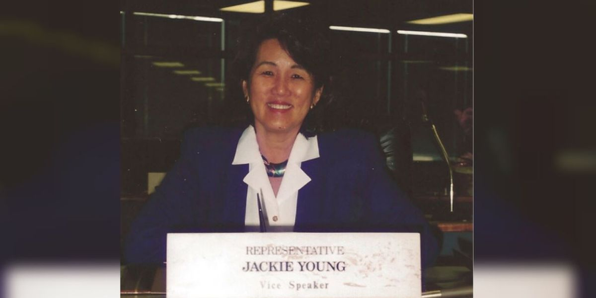 Memorial services set for former state lawmaker, leader Jackie Young