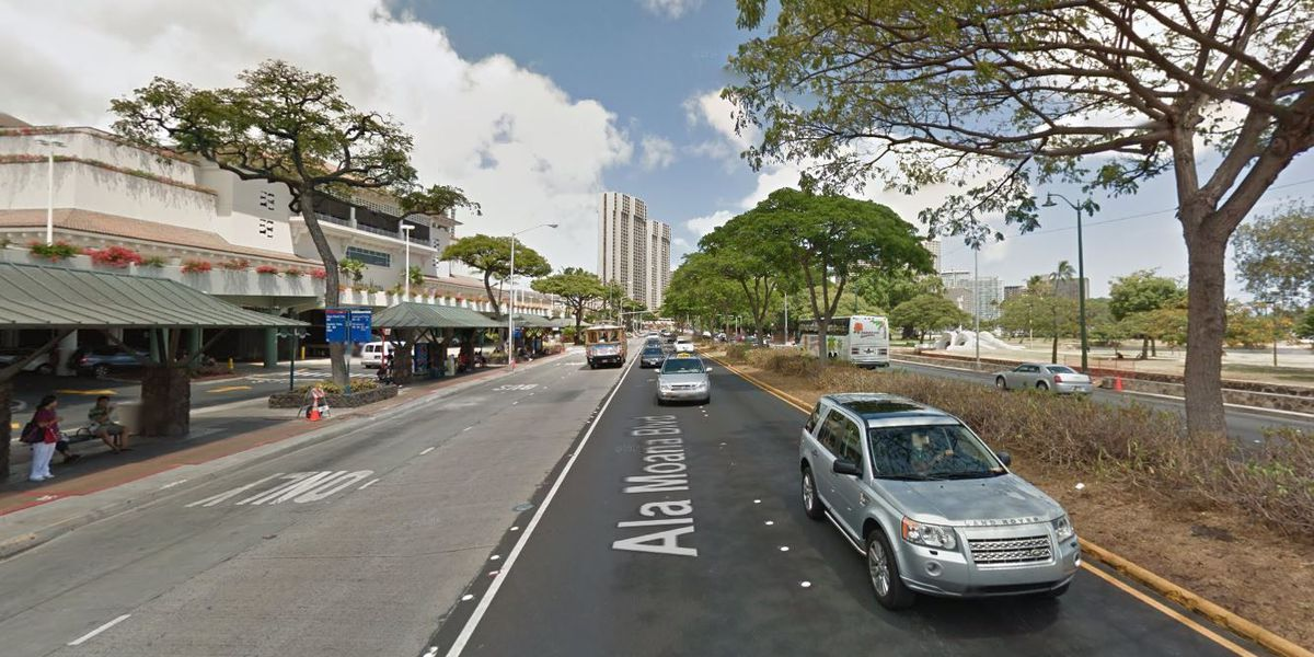 Report: Honolulu has the nation's most dangerous intersection