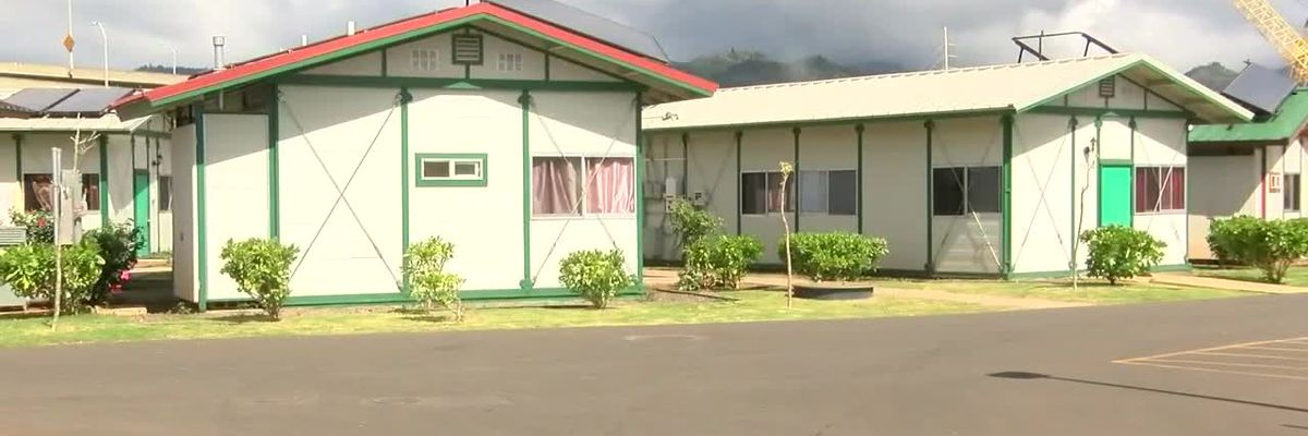 What was once just a vision for Oahu's homeless reaches its 2-year anniversary