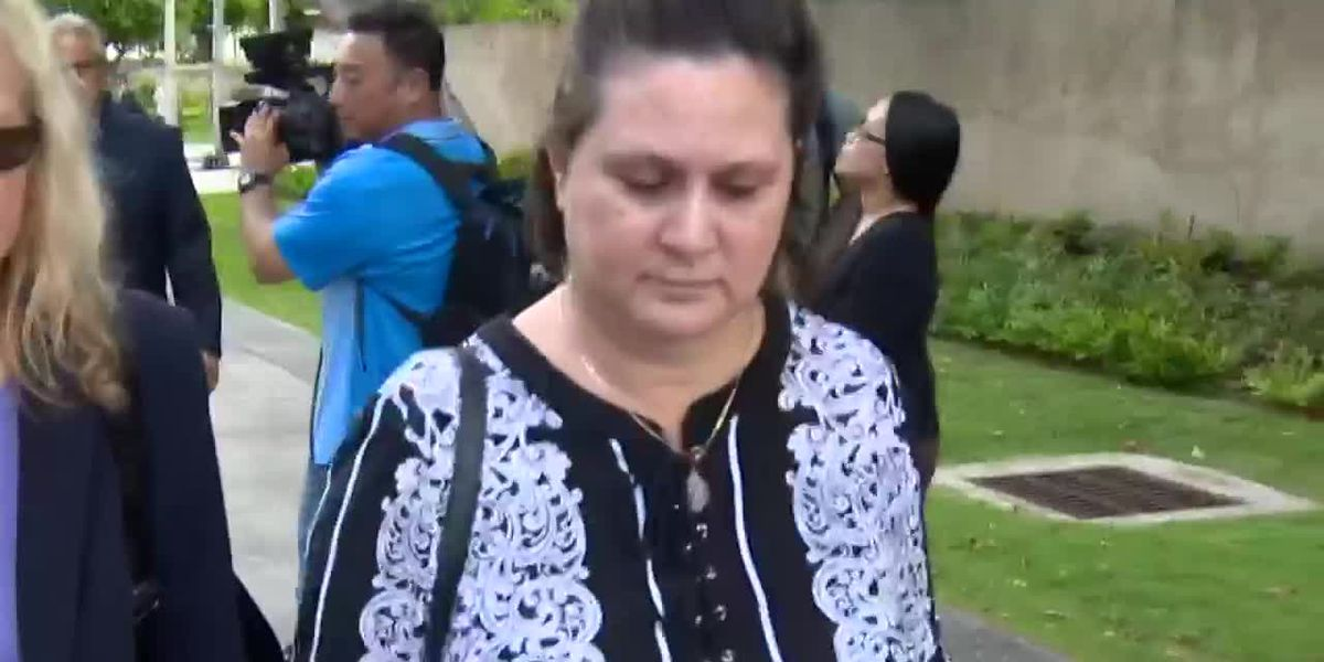 Pre-sentence report recommends Katherine Kealoha serve more than a decade in prison
