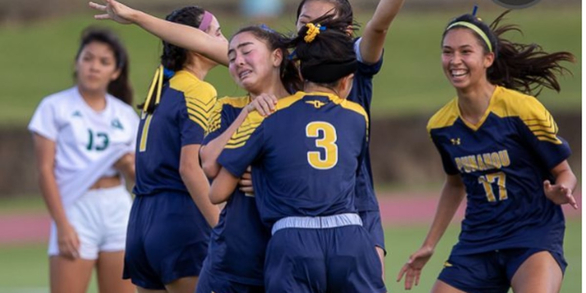 Punahou, Kailua advance in HHSAA State Soccer Tournament