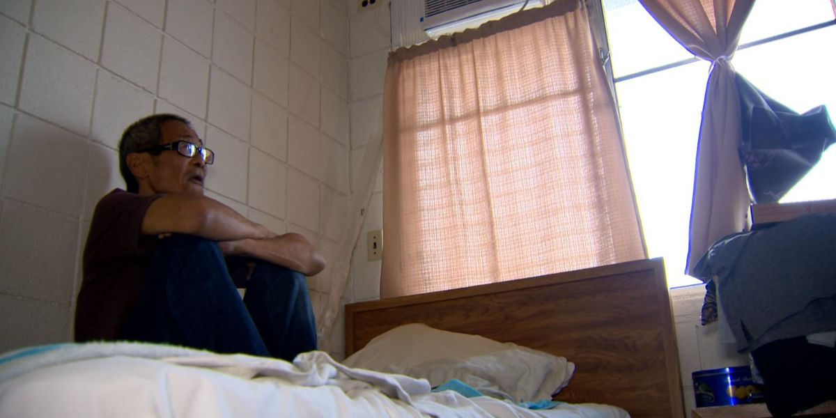'Miraculous': How a chronically homeless drug addict became a doting grandfather
