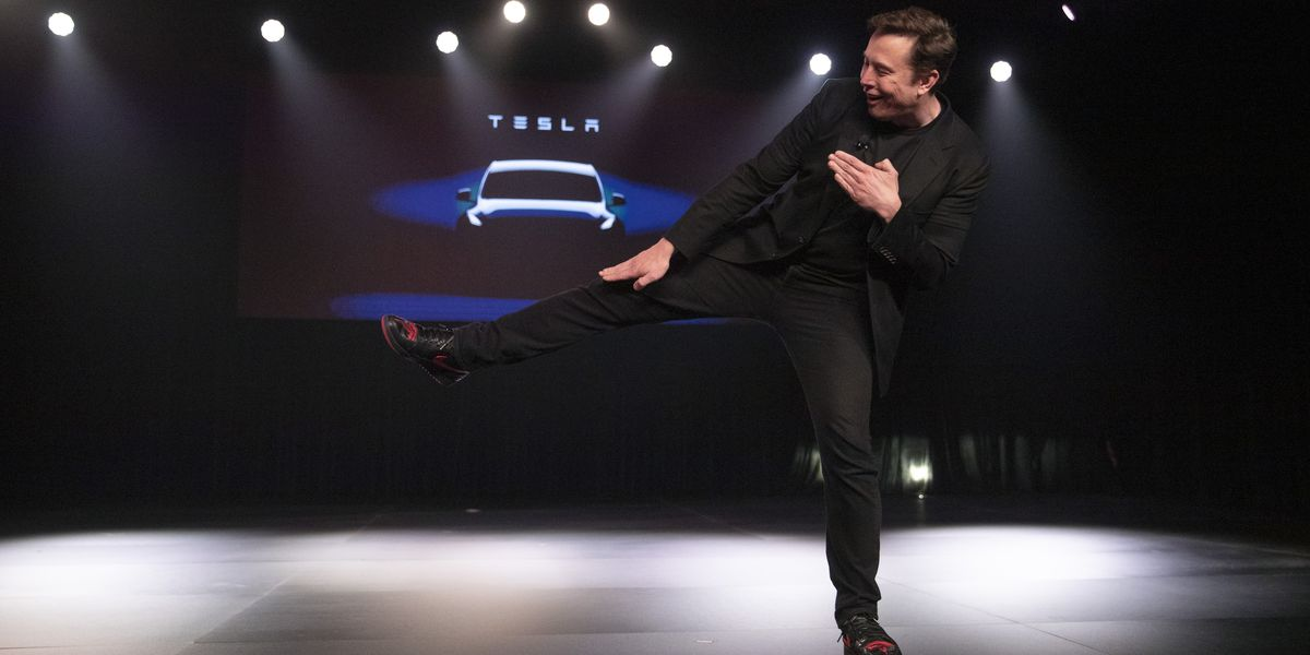 Tesla unveils Model Y SUV, expanding into popular segment