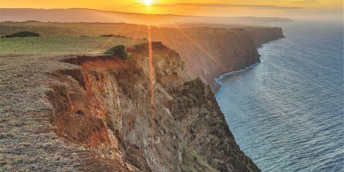 Molokai Ranch, which covers 35 percent of island, put on the market