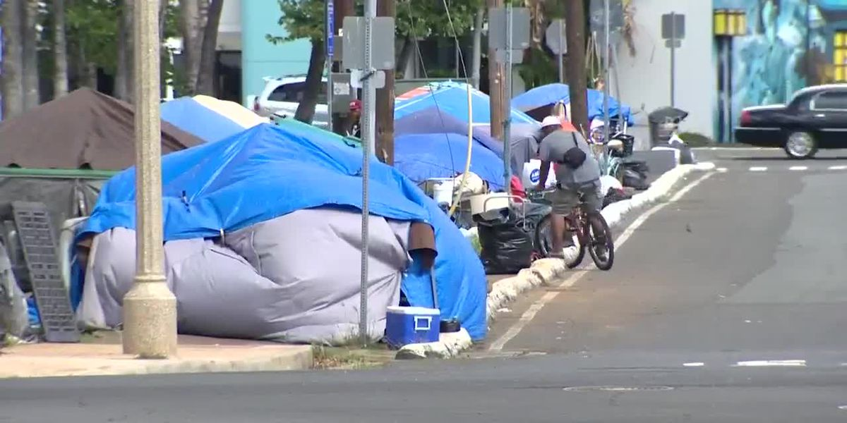 Homeless continue to skirt Kakaako sweeps despite agreement intended to end cat-and-mouse game