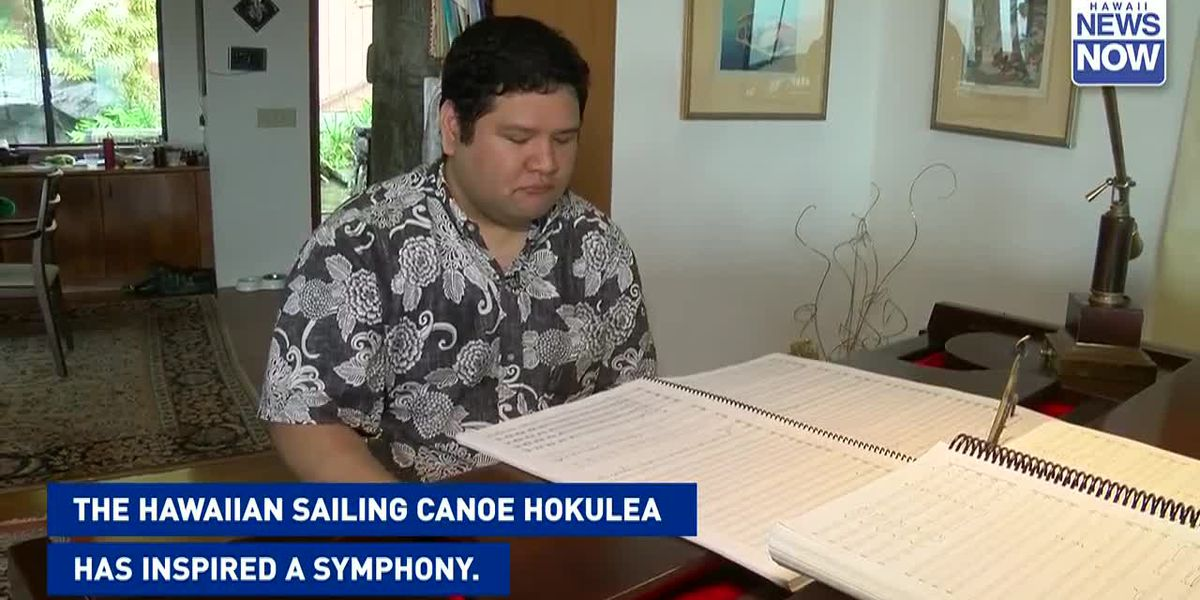 A legendary canoe has inspired a thrilling symphony