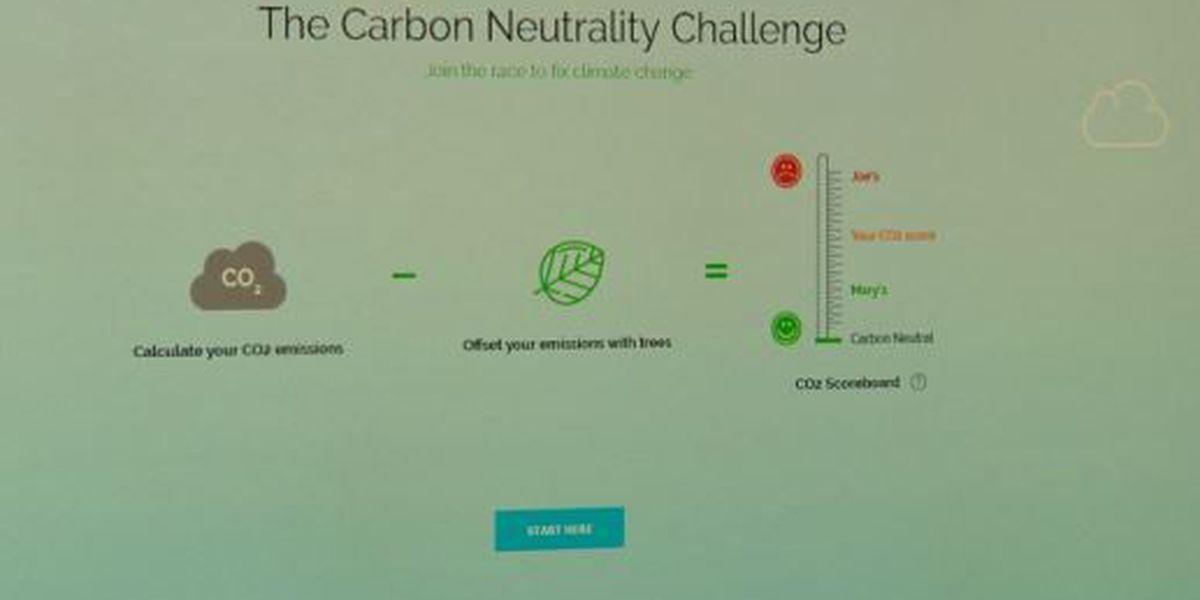 UH Manoa professor develops website to tackle carbon emissions