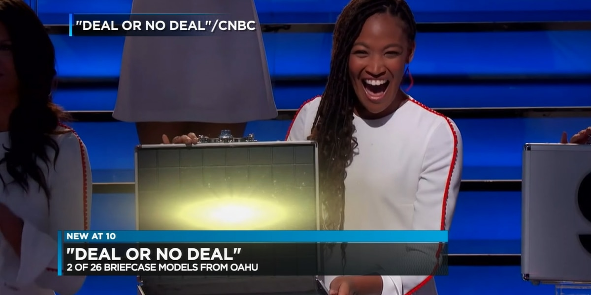 2 briefcase models on 'Deal or No Deal' bond over Hawaii connections