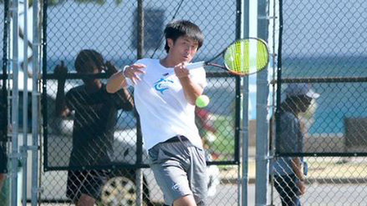 HPU sweeps past Southern New Hampshire, advance to NCAA Division II Men's Tennis quarterfinals