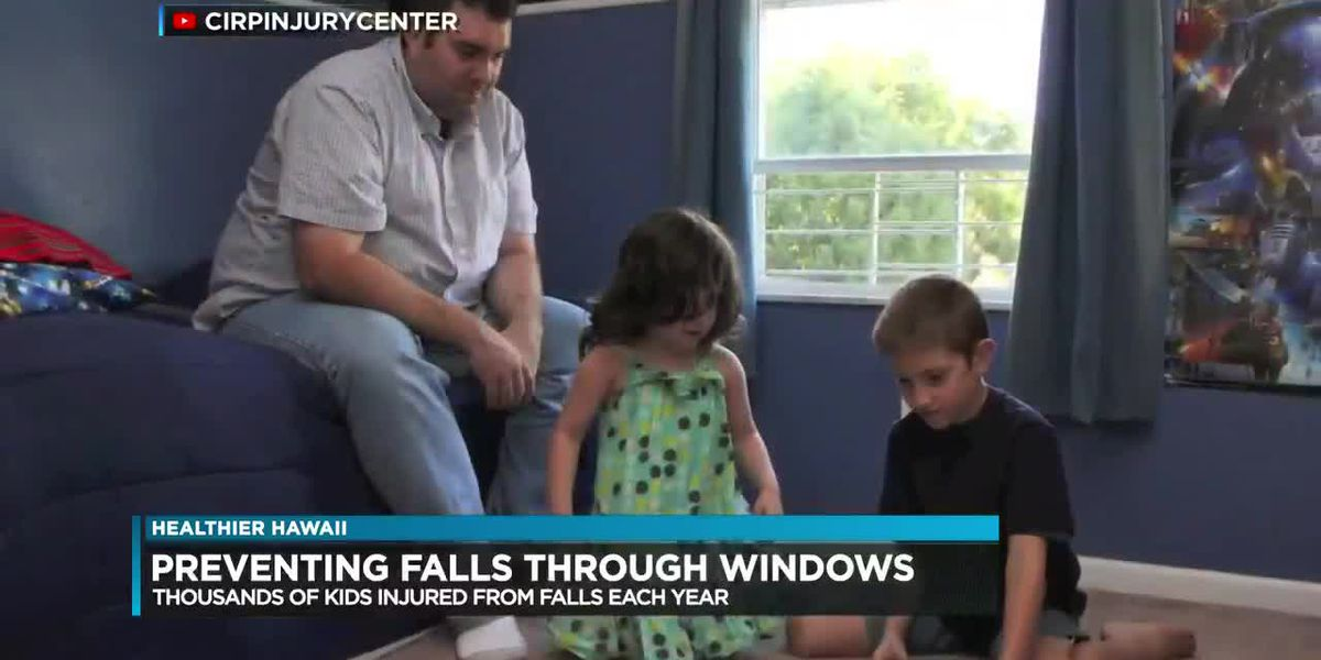 Healthier Hawaii: Window safety