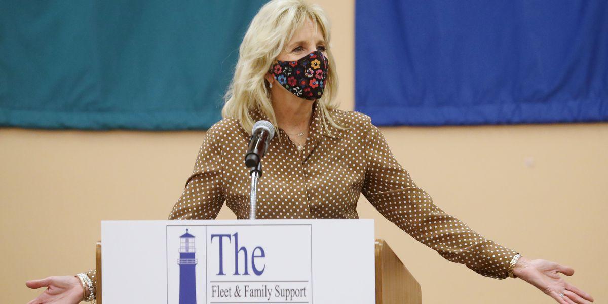 White House: Jill Biden 'tolerated' medical procedure 'well'