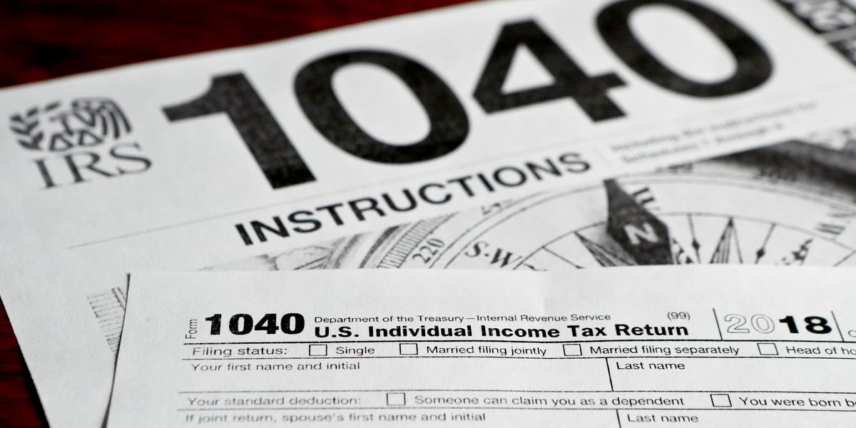 Time's up! Your federal taxes are due today