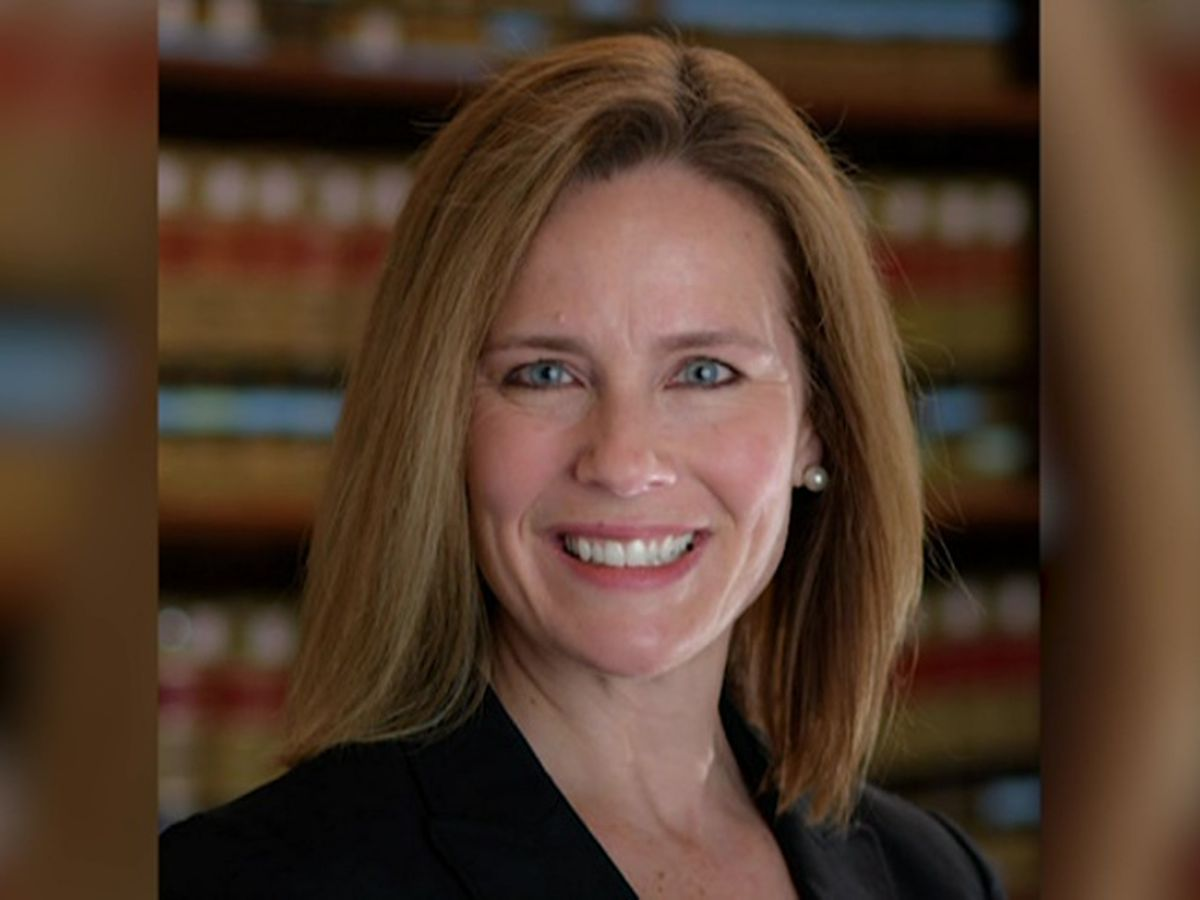Trump expected to announce conservative Amy Coney Barrett for Supreme Court