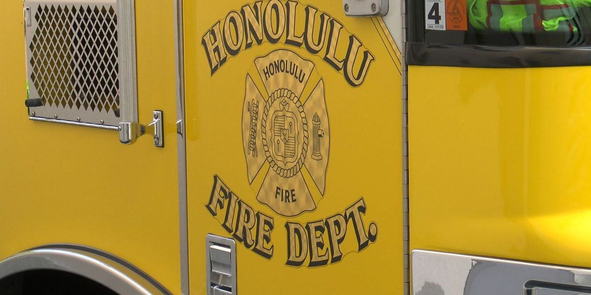 Man arrested for allegedly attacking firefighter in Downtown Honolulu