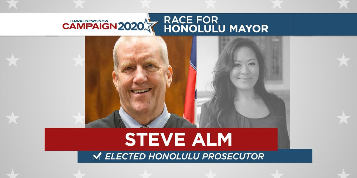 In race for Honolulu prosecutor, retired judge Steve Alm wins election on pledge of reform