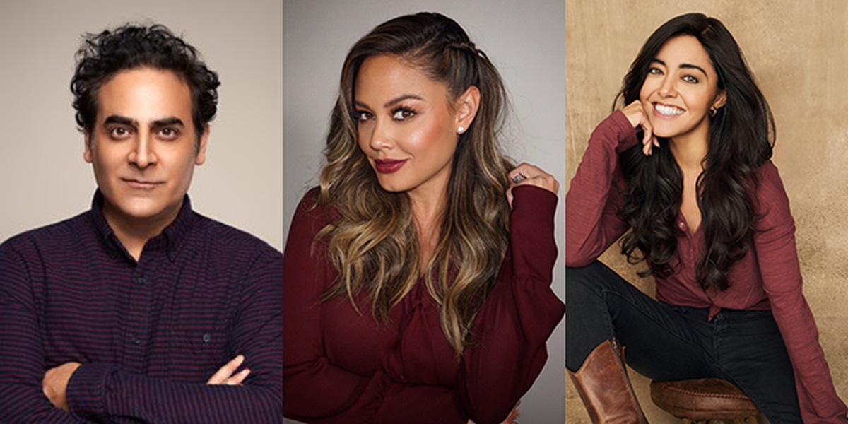 CBS casts Vanessa Lachey to play lead role in crime series 'NCIS: Hawaii'