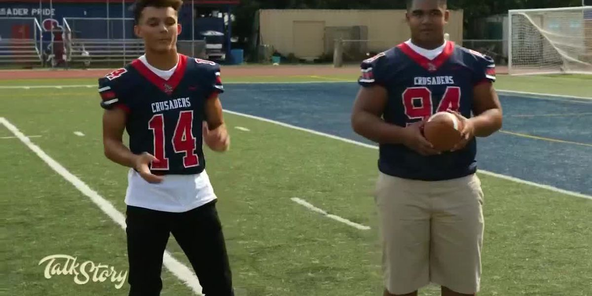 Two top Saint Louis Crusaders talk college future and beyond