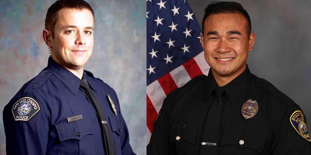 New details emerge in fatal shootings of California police